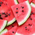 Beneficios y propiedades de la sandía