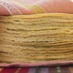 Las tortillas de maíz una tradición muy nutritiva